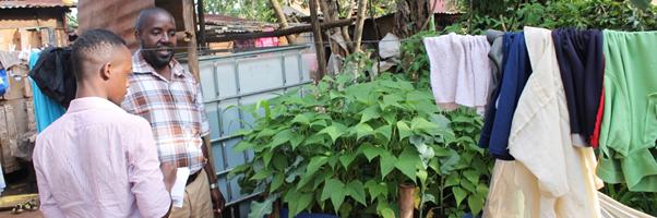Aquaponics Farming Instills Hope